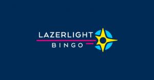 lazerlight bingo casino logo
