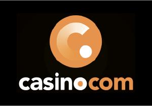 casino com logo short review
