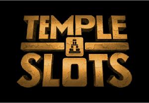temple slots casino logo short review