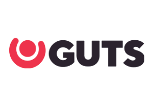 guts transparent logo poker
