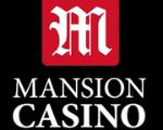 mansion casino live logo