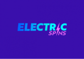 electric spins logo chikichikiwings.com
